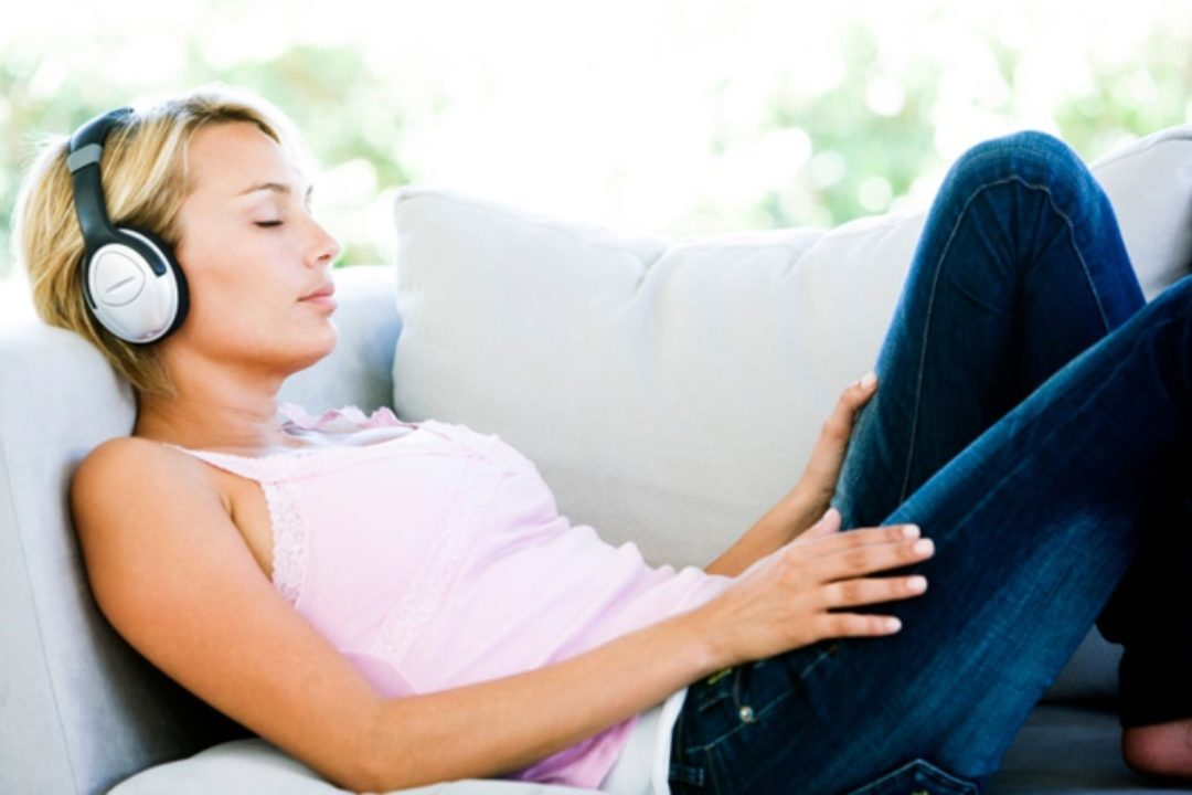 Hypnosljudfil – Stressa ned
